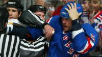 NHL Enforcer Dale Purinton