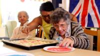 Care home baking