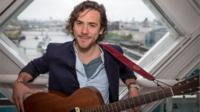 Pop star Jack Savoretti