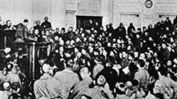 Совет Рабочих и Солдатских депутатов