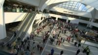 """Kevin McCloud said Grand Central """"could have been better."""""""