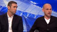 Martin Keown and Danny Murphy