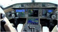 aircraft flightdeck