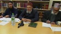 'Yasmeenah' has her case heard by three Islamic scholars