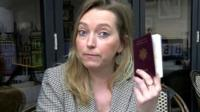 BBC reporter Helene Daouphars (who is french) looks at how to apply.