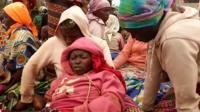 Burundi migrants in DRC - 16 September 2017