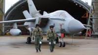 RAF fighter jets