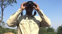 Raymond Rampolokeng, Soweto's first bird guide,