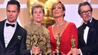 Oscar winners.