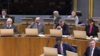 Welsh Assembly chamber