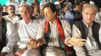 Pakistan's prime minister-in-waiting