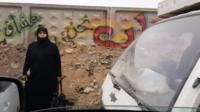 Eastern Aleppo resident