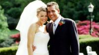 Nell McAndrew and Dale Winton