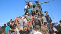 درگیریها در غزه