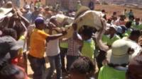 Танцы на Мадагаскаре