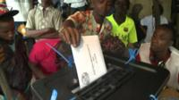 Guinean voting