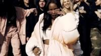 Cherrie in music video
