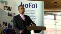 Vaughan Gething announces mental health strategy