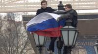 """Акция """"Забастовка избирателей"""" прошла в нескольких десятках городов России"""