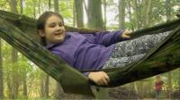 A forest school opens in Northumberland for children who are not in mainstream education