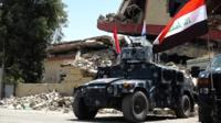 Армия Ирака в Мосуле