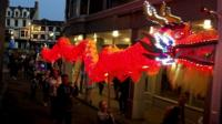 Cromer Carnival illuminations
