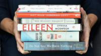 The books shortlisted for the Man Booker Prize