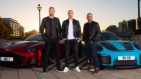 New Top Gear presenting team