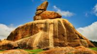 Riyom Rock Formation in Nigeria