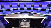 French TV debate