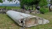 Wreckage found on Reunion
