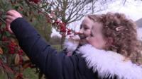 Children finding angels