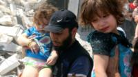 Families in Syria