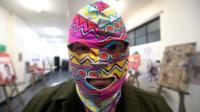 Бадюкао в маске
