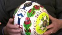 Royal Shrovetide Football