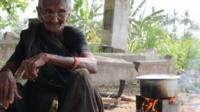 Жительница Индии Мастанамма