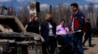 Justin Trudeau in Fort McMurray