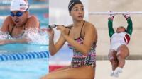 Олимпийские спортсменки
