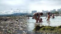 Черное море - самое грязное в Европе.