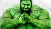 Picture of 'Iranian Hulk'