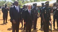 En Côte d'Ivoire, les travaux de l'académie intern