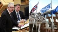 Brexit and mike russell