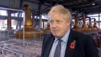 Prime Minister Johnson
