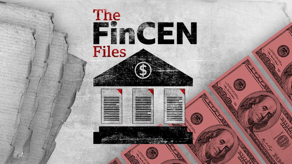 FinCEN Files: la filtración de miles de documentos que expone cómo los  grandes bancos facilitaron el lavado de billones de dólares en todo el  mundo - BBC News Mundo