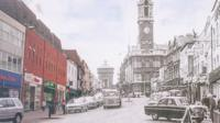 Colchester then and now