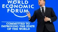 David Cameron at the World Economic Forum