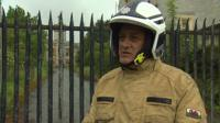 Terry Williams, head of community safety at North Wales fire service