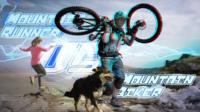 Mountain runner vs mountain biker