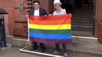 Сторонники гей-браков в Германии