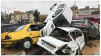 Наводнение в Иране: